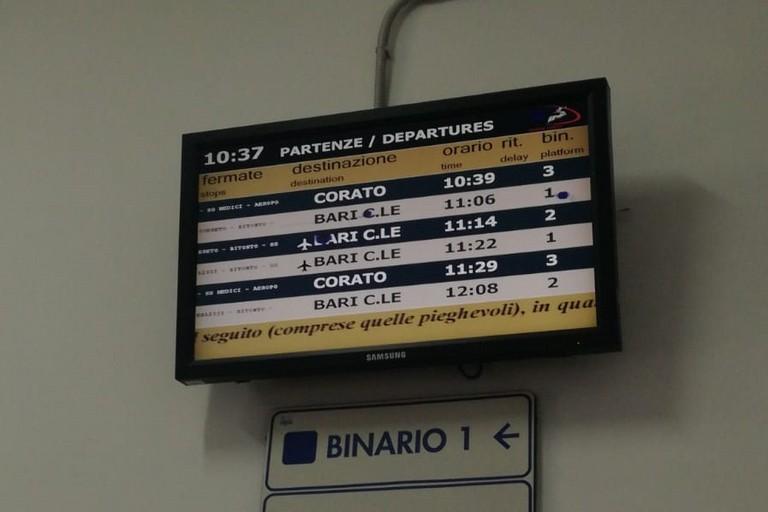 orari della Ferrotramviaria