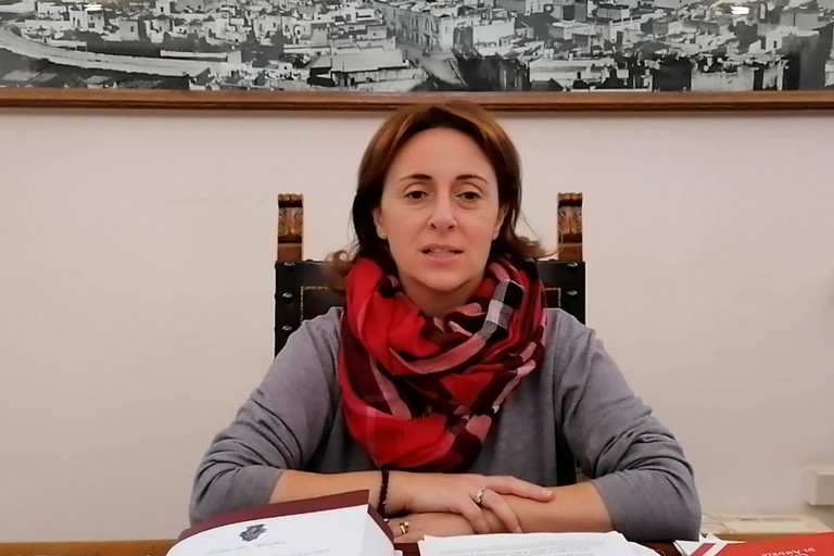 Sindaco Giovanna Bruno