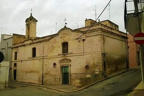 chiesetta di San Lorenzo