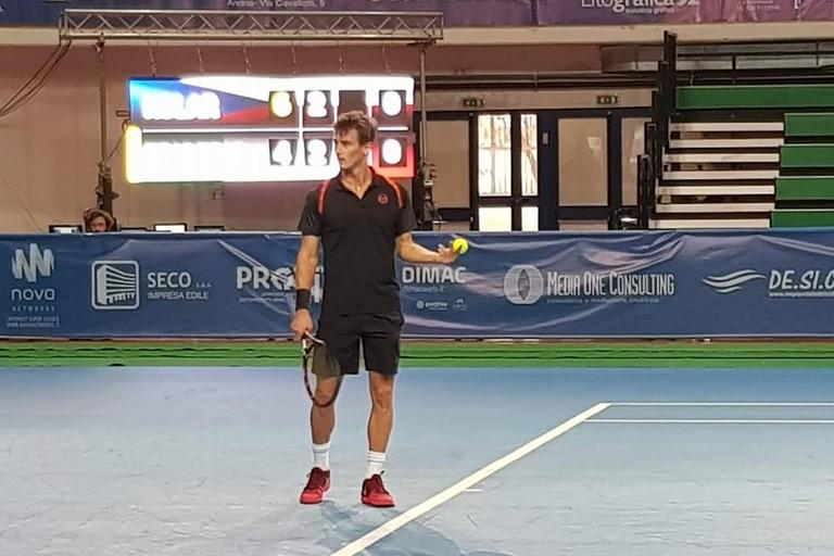 Tennis Atp Andria, avanti le teste di serie