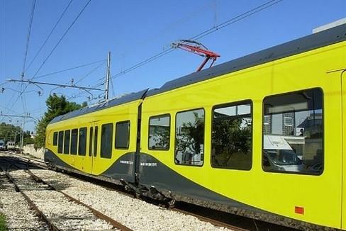 treno della Ferrotranviaria