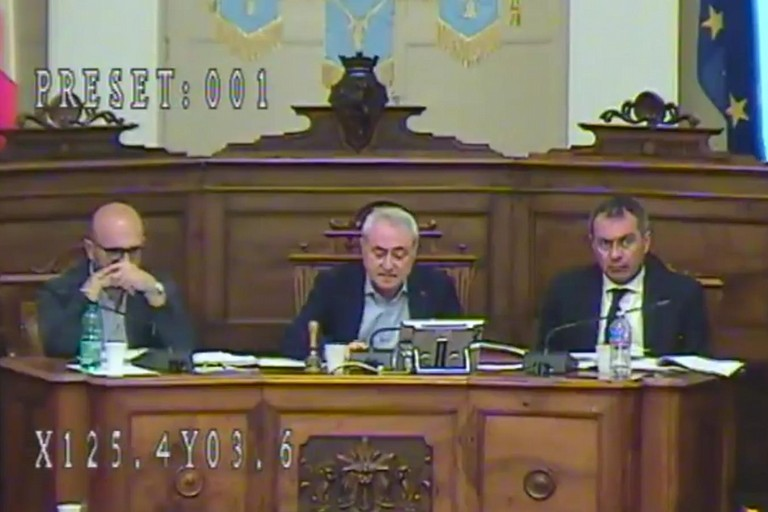 Marcello Fisfola, Presidente del Consiglio comunale