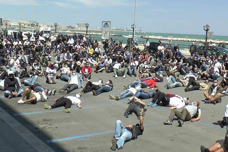 protesta movimento impresa