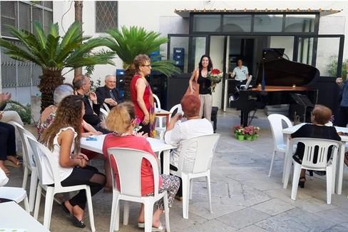 Concerto per pianoforte e tromba nel Carcere Femminile di Trani