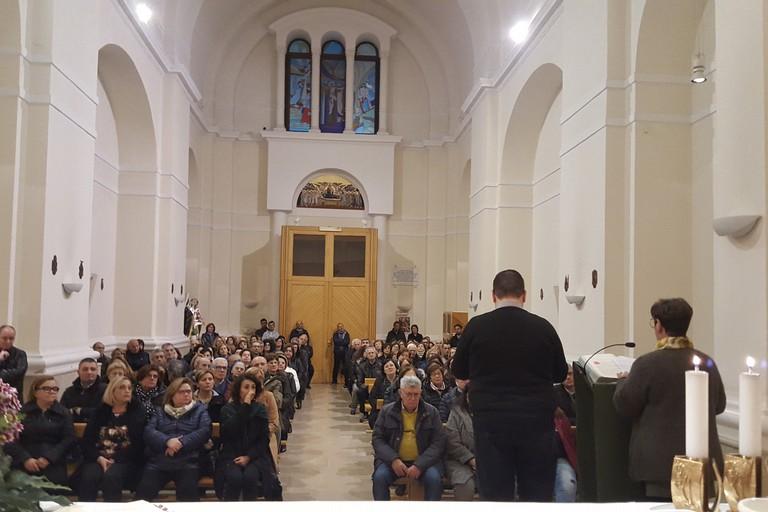Celebrazione Eucaristica tradotta nella lingua italiana dei segni