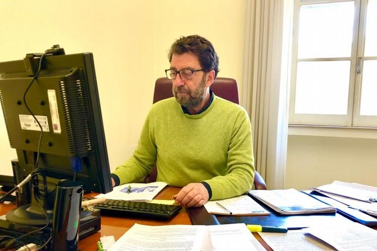 L'assessore Pasquale Colasuonno