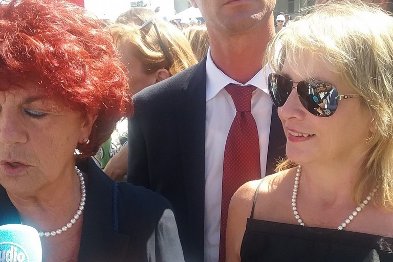 on.le Fedeli con la prof.ssa Guarino