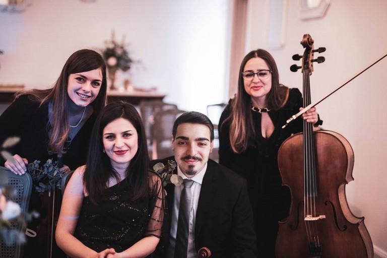 Foto Quartetto Quattroquarti