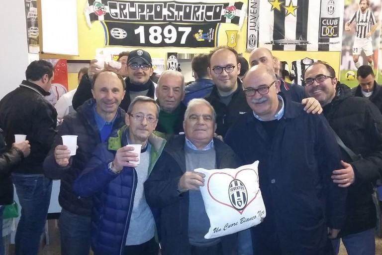 Tifosi dello Juventus Club di Andria