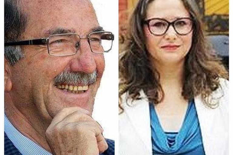 Bernardo Lodispoto e Grazia Di Bari