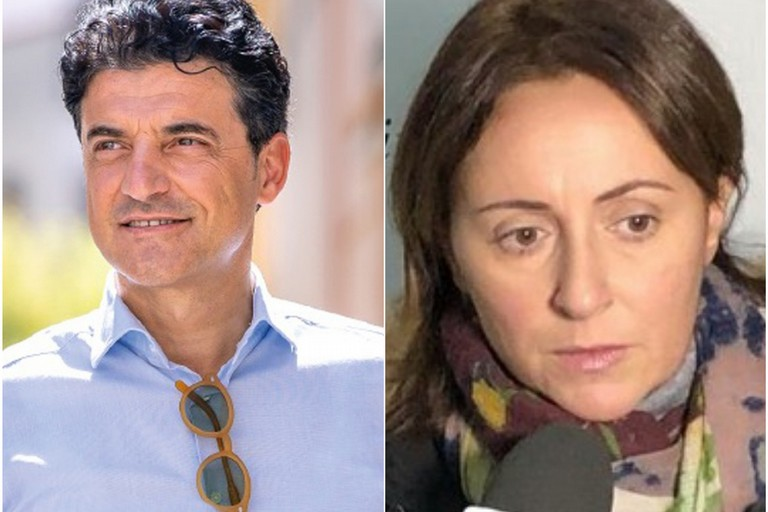 Gianni Vurchio e Giovanna Bruno
