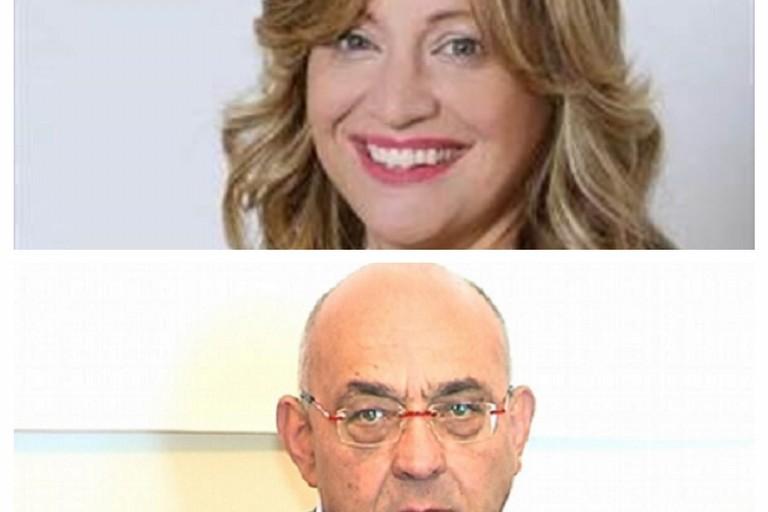 Francesca Magliano e Francesco Sansonna