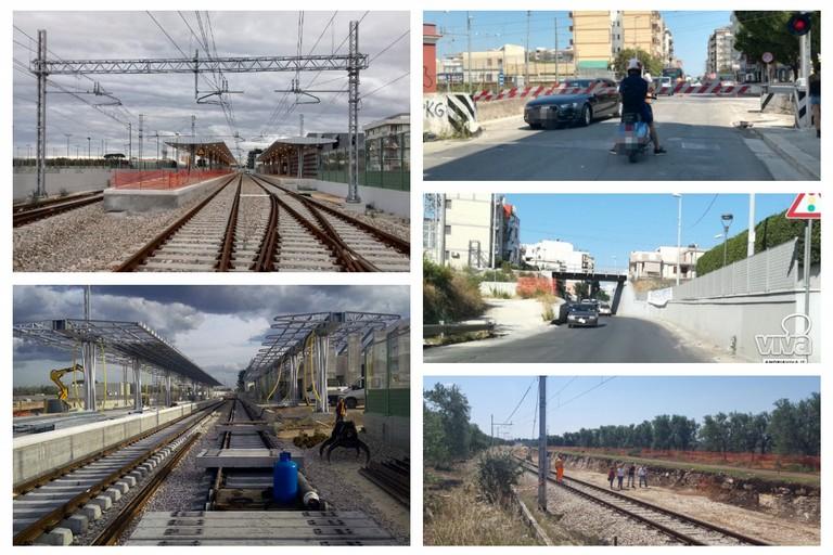 lavori Ferrotramviaria Andria