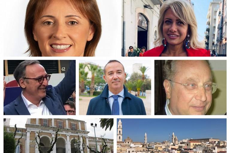 candidati sindaco di Andria