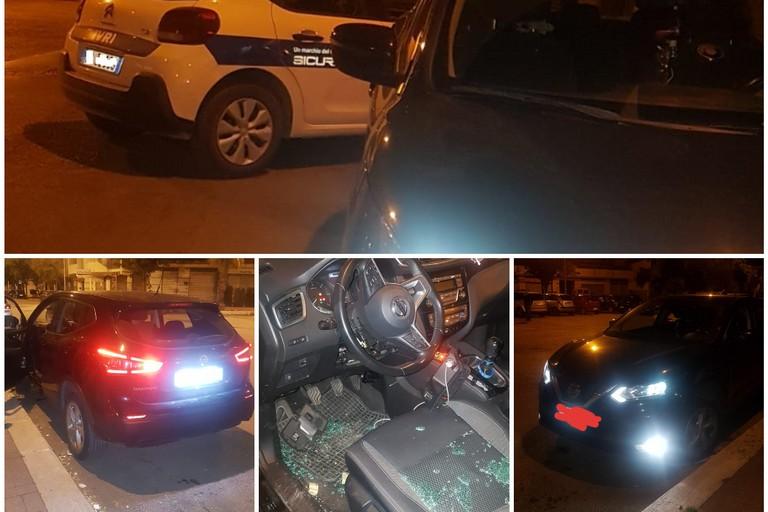 Tentano di rubare una fiammante Nissan Qashqai
