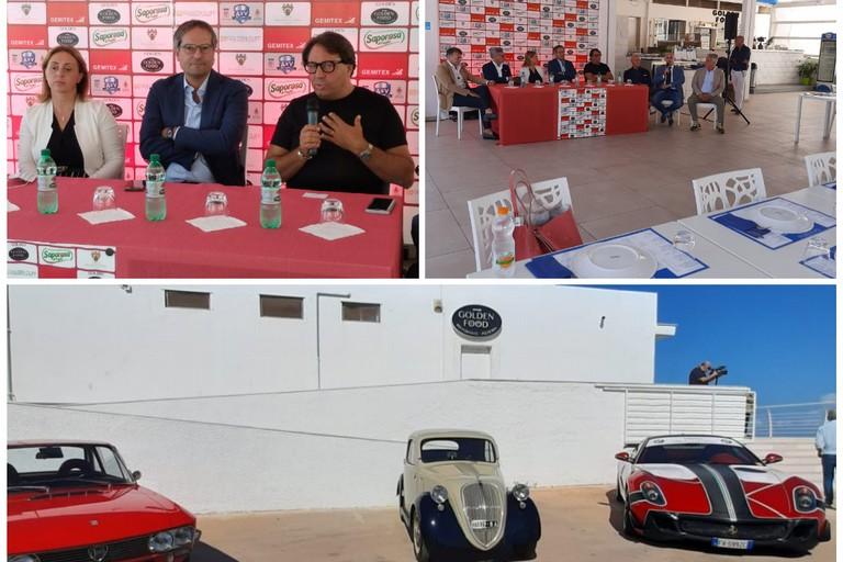 Raduni di Ferrari e auto d'epoca per il premio