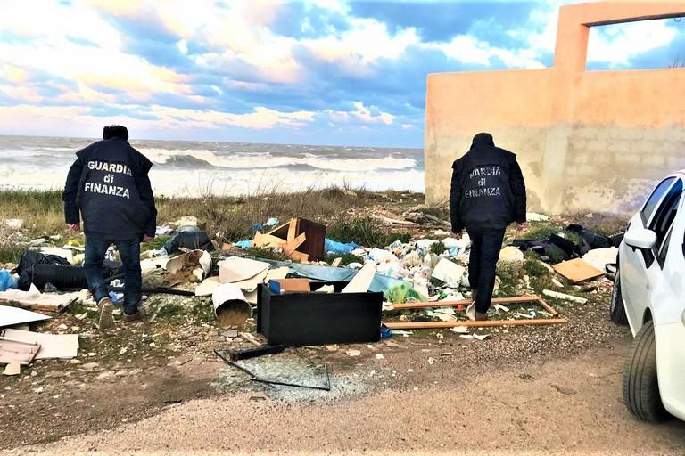 Contrasto agli ecoreati in Puglia, maxi operazione della Finanza