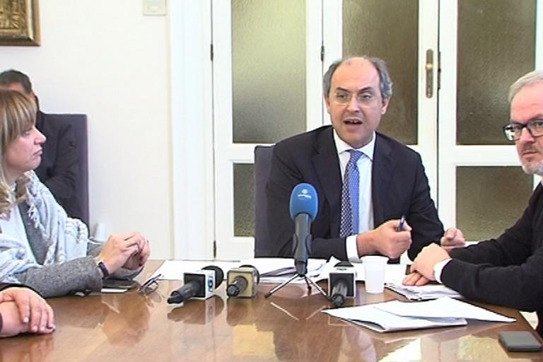 Conferenza stampa Nicola Giorgino