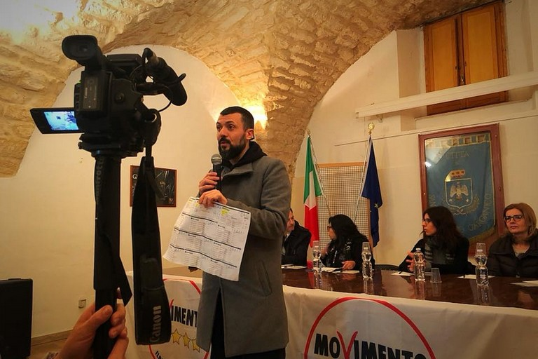 on. Giuseppe D'Ambrosio