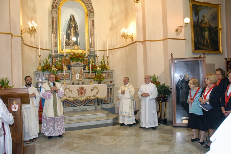 Arciconfraternita Maria SS. Addolorata. <span>Foto GianLuca Albore</span>