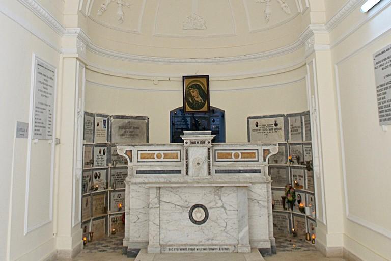 Cappella Arciconfraternita Maria SS. Addolorata (Foto Gianluca Albore)