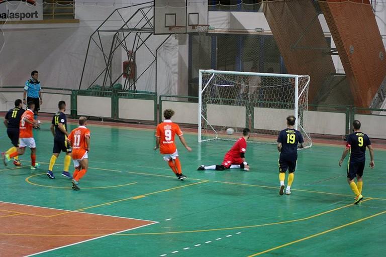Primo successo per la Florigel Andria, Olympique Ostuni ko 3-2