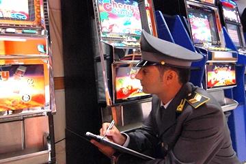 Guardia di Finanza - Video Poker