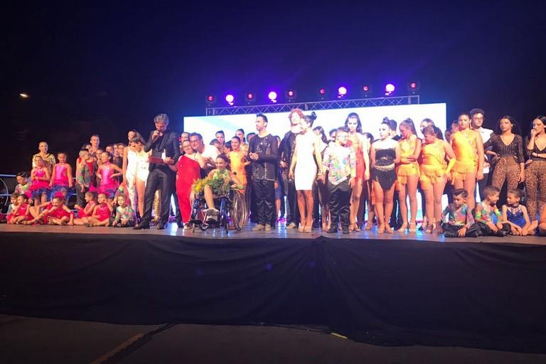 No all'emarginazione e alla violenza di genere in DanzAndria Passion Show 2017