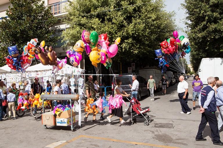 Festa patronale. <span>Foto Riccardo Di Pietro</span>