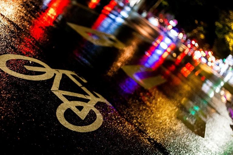 """Una biciclettata di protesta per dire """"no"""" all'inquinamento"""