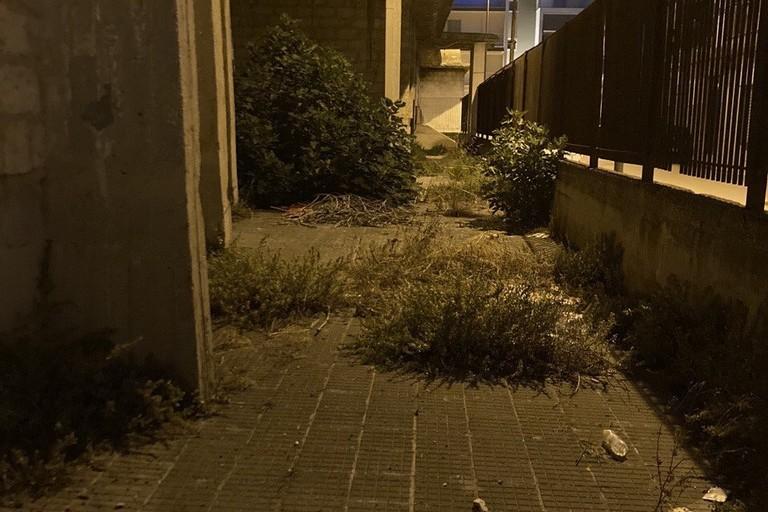 Ancora inascoltate le richieste dei residenti per vedere ripulito l'ex carcere mandamentale
