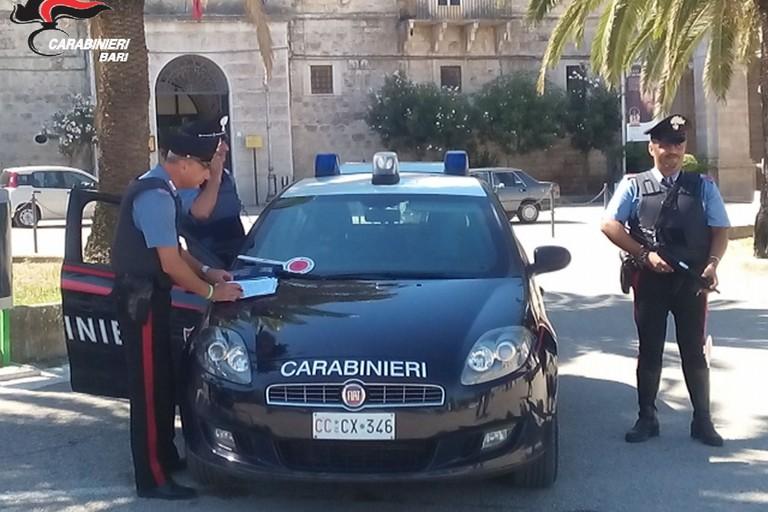 Arresto e denunce dei Carabinieri per la festa patronale