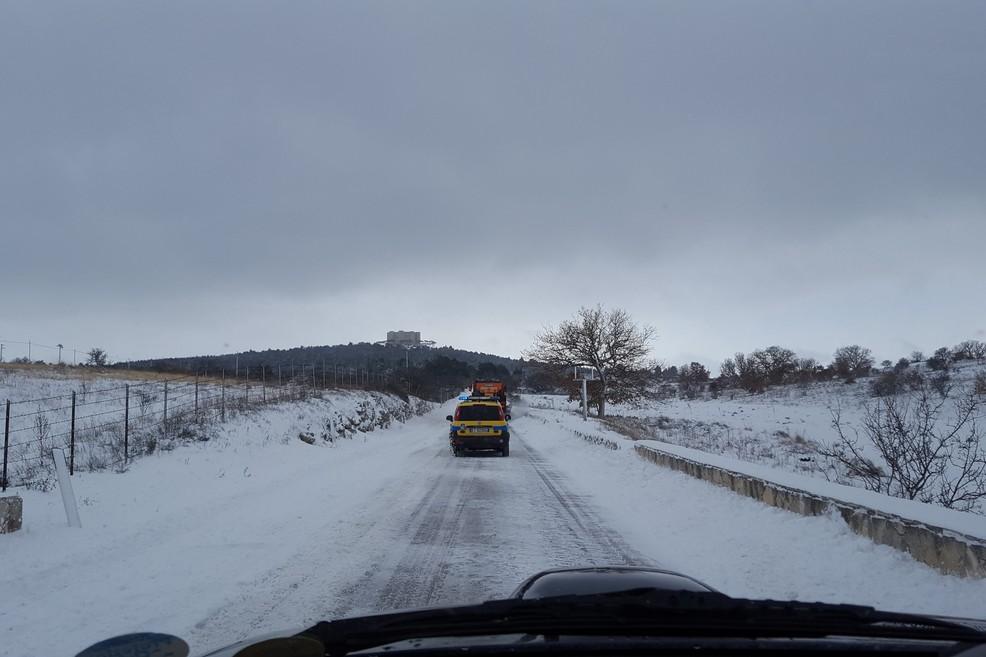 """Nevicata gennaio, Regione: """"Gli agricoltori saranno risarciti"""""""