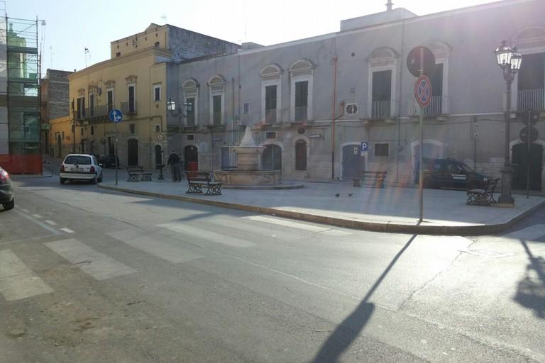 strade di Andria