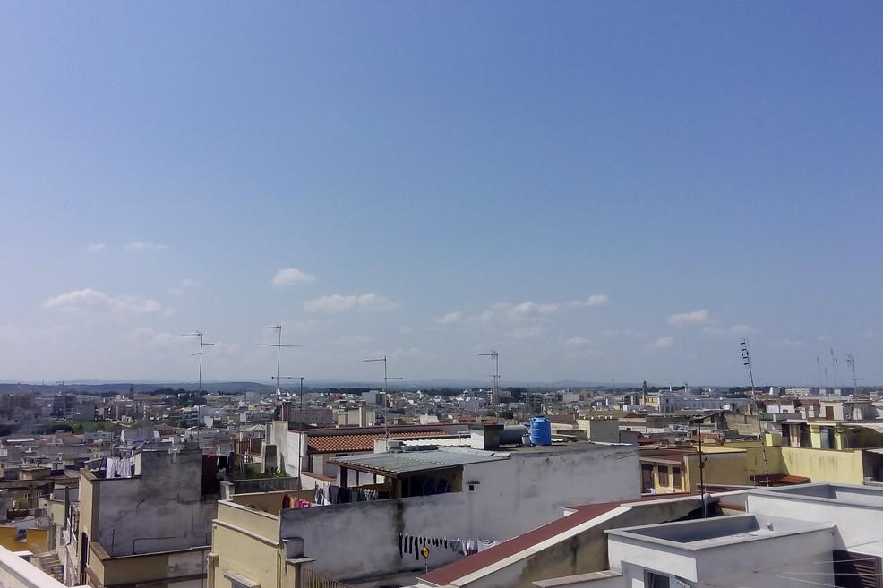 Panorama di Andria