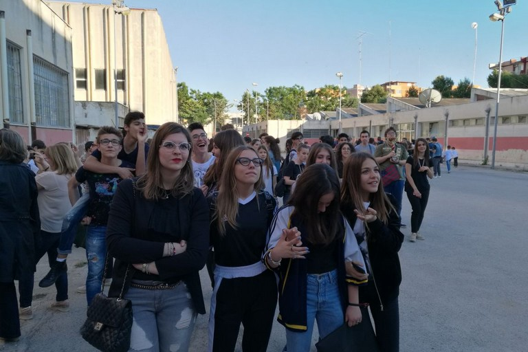 "Studenti del ""Lotti – Umberto I"""