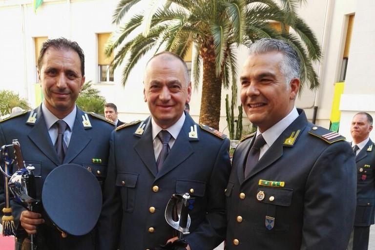 Tre encomi solenni a finanzieri in servizio alla Compagnia di Andria