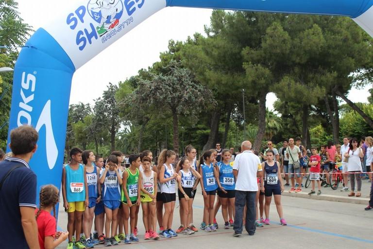Sport e divertimento per la 3^ prova del 21° Trofeo Puglia di Marcia 2017