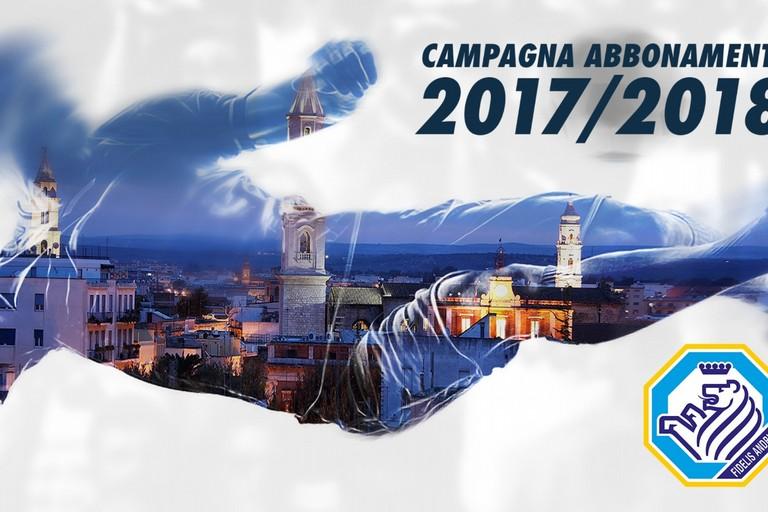 Fidelis, doppia presentazione: campagna abbonamenti 2017/18 e Riccardo Lattanzio