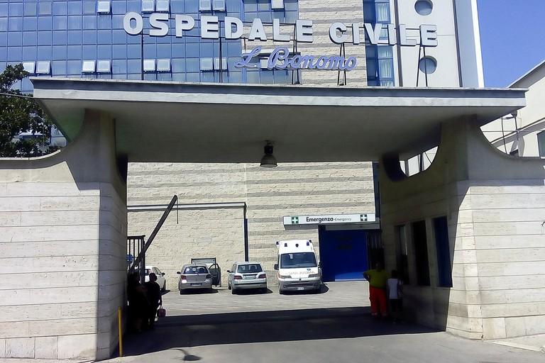 """Ospedale Bonomo, Di Bari (M5S): """"Attesa infinita per riapertura di terzo e sesto piano"""""""