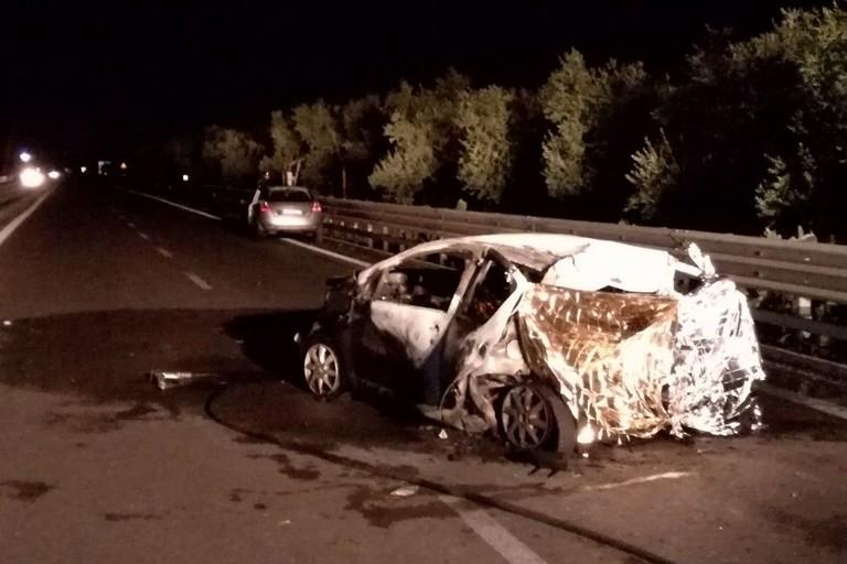 Incidente mortale sulla 16: convalidato l'arresto per omicidio stradale
