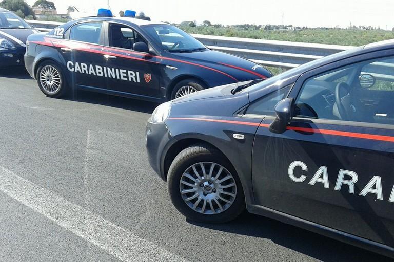 gazzelle dei Carabinieri
