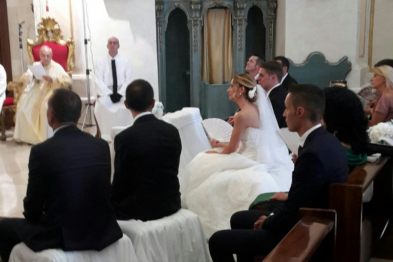 Antonio Quinto sposo: gli auguri di AndriaViva