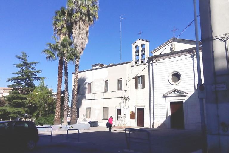 chiesa SS. Stimmate, Cappuccini