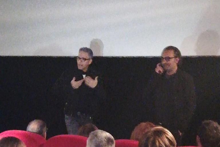 Alessandro Pondi e Beppe Fiorello