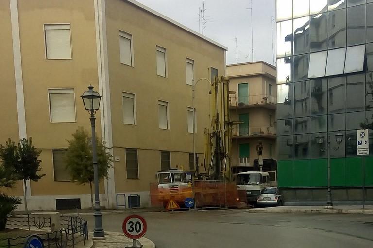 Via Napoli: lavori Italgas per dispersore verticale fino a giovedì 23 novembre