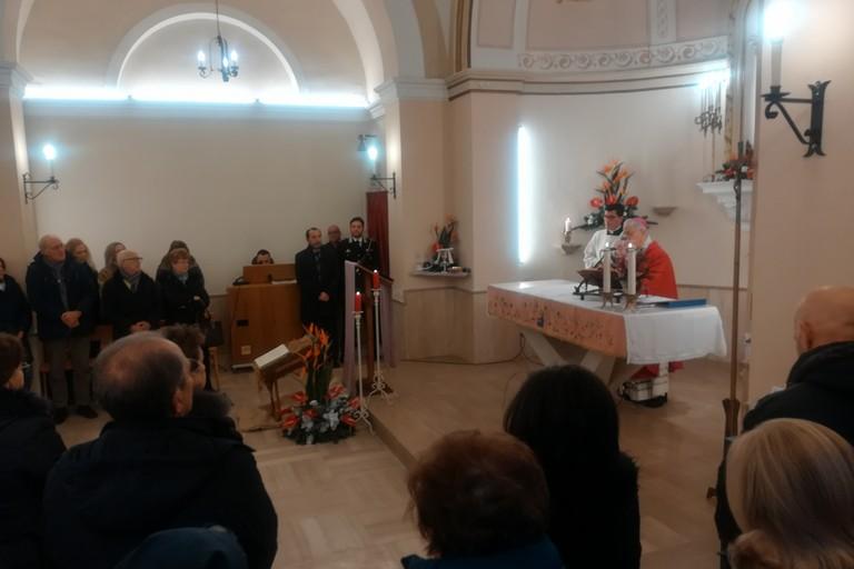 Messa per Santa Lucia