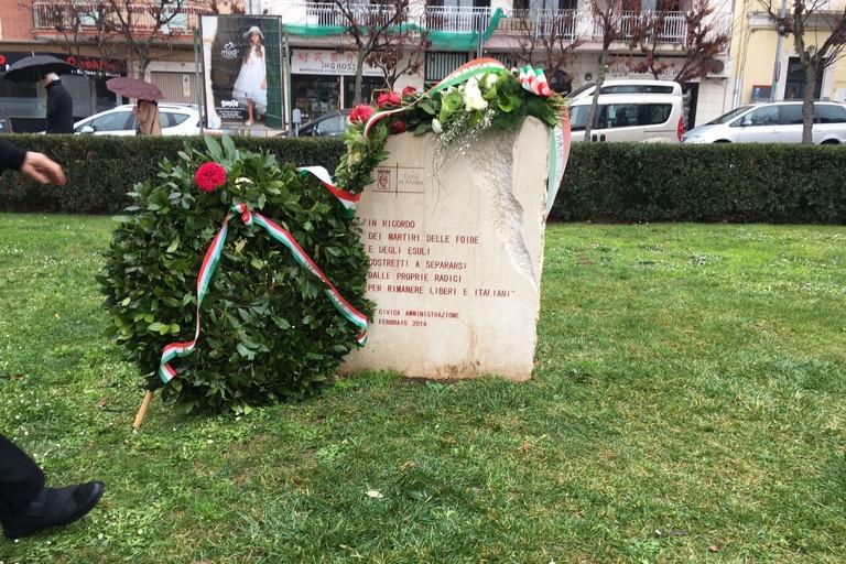 Monumento ai Martiri delle Foibe