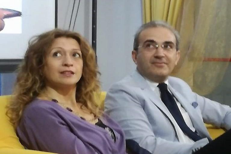 Gianpaolo Balsamo e Palma Lavecchia