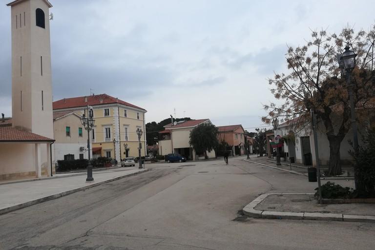 Borgo di Montegrosso. <span>Foto Vincenzo Cassano</span>